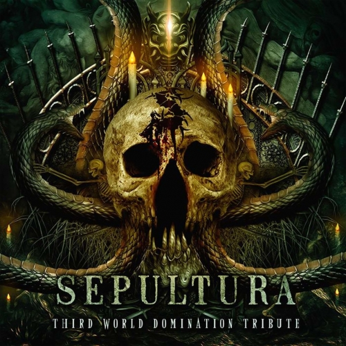 Various Artists - Sepultura: Third World Domination (Tributo) (2017)