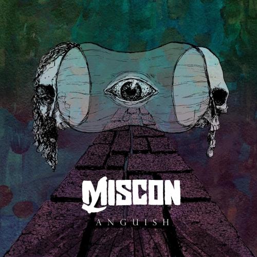 Miscon - Anguish (EP) (2017)