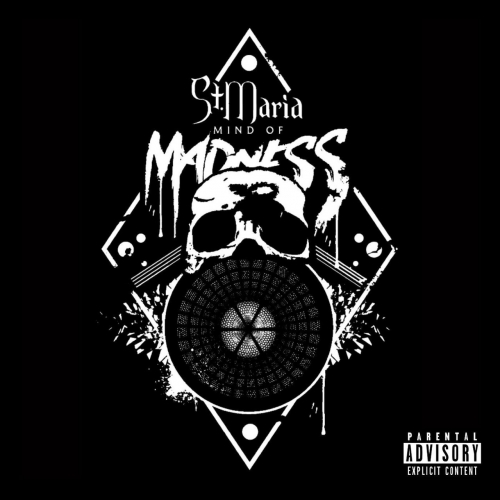 St. Maria - Mind of Madness (EP) (2017)