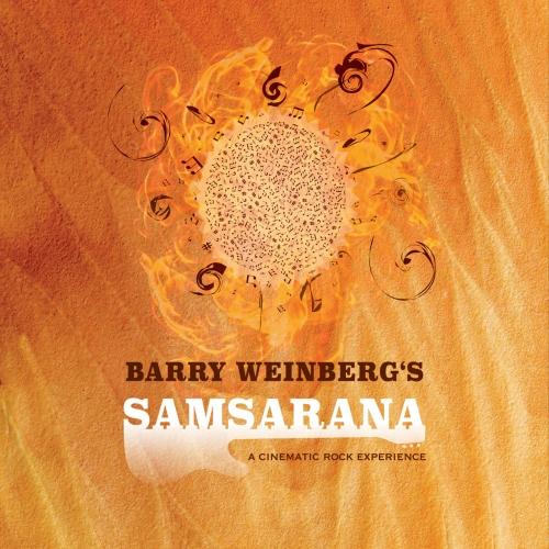 Barry Weinberg - Samsarana (2018)