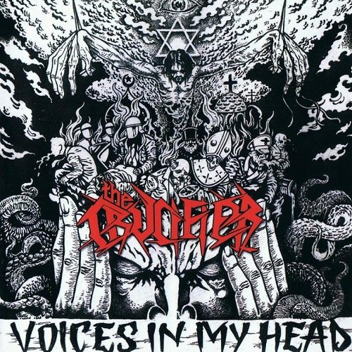 The Crucifier - Voices in My Head (2017) lossless