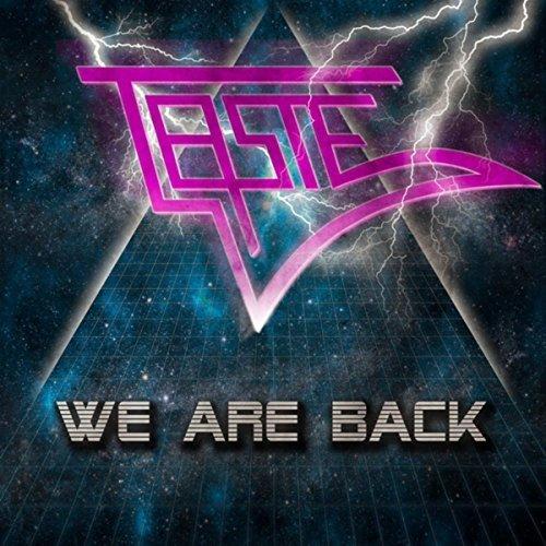 Taste - We Are Back (2018)