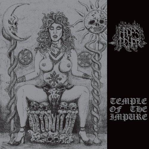 Hades Archer - Temple Of The Impure (2017)