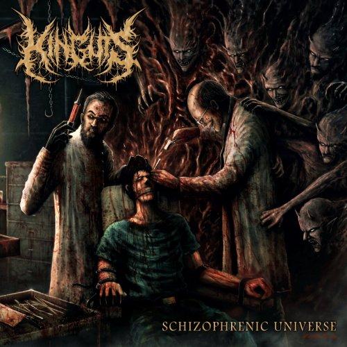 Kinguts - Schizophrenic Universe (2017)