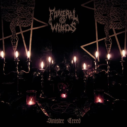 Funeral Winds - Sinister Creed (2018)