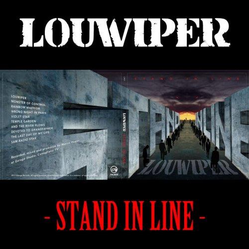 Louwiper - Stand In Line (2017)