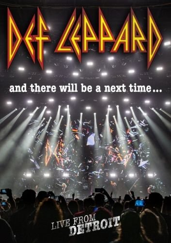 Def Leppard - And there will be a next time... (2017) (Blu-Ray)