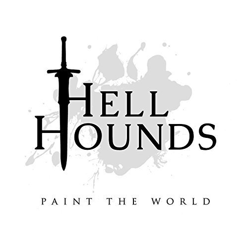 Hell Hounds - Paint the World [EP] (2018)