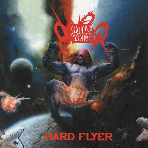 Battle Raider - Hard Flyer (2016)