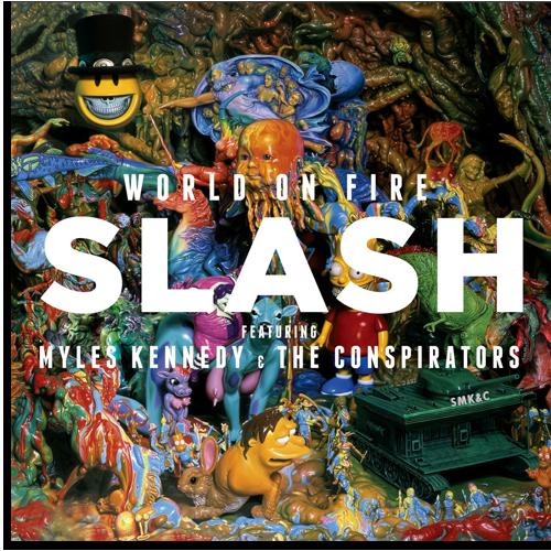 Slash - Discography (1995-2015)