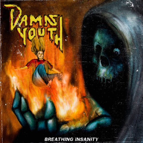 Damn Youth - Breathing Insanity (2018)