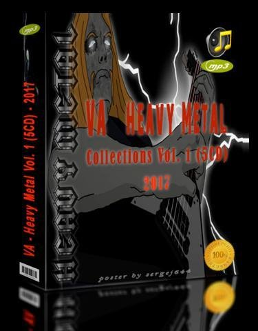 Various Artists – VA – Heavy Metal Collections Vol. 1 (2017)