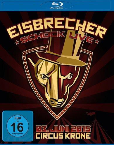 Eisbrecher - Schock Live (2015) (BDRip 1080p)