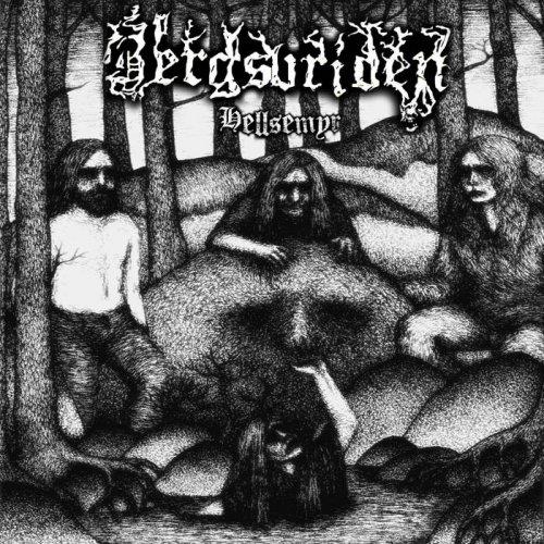 Bergsvriden - Hellsemyr (2018)