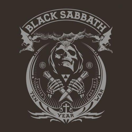 Black Sabbath - The Ten Year War (2017) {8CD Box Set} (Hi-Res)