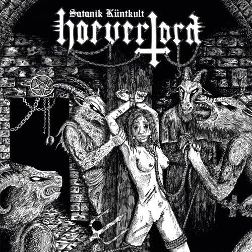 Hoeverlord - Satanik Kuntkvlt (2018)