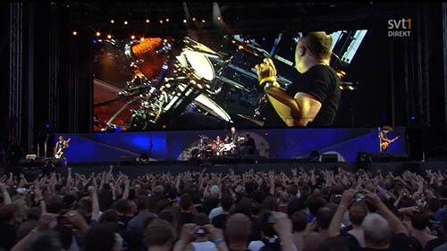 Metallica - Live at Ullevi Stadium, Gothenburg, Sweden July 3 (2011) (HDTV 720p)
