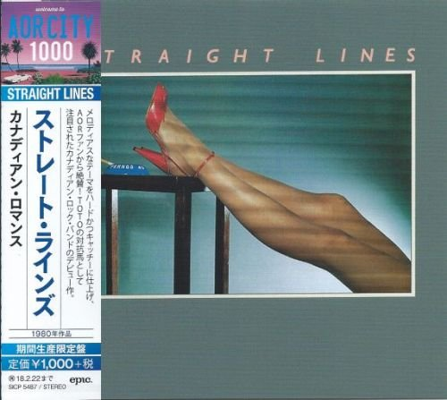 Straight Lines - Straight Lines [Remastered / AOR CITY Series 2017]