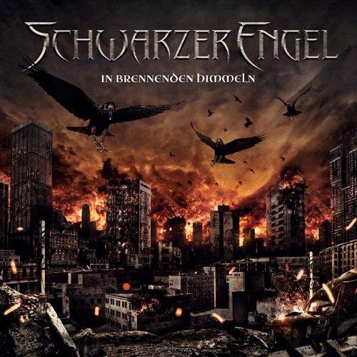 Schwarzer Engel - In Brennenden Himmeln (Limited Edition) (2013) lossless