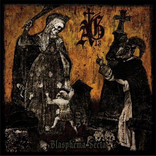 Abysmal Grief - Blasphema Secta (2018)