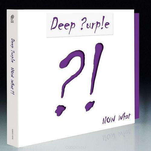 Deep Purple - Now What?! (2013) (CD+DVD)