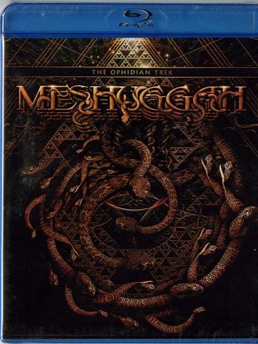 Meshuggah - The Ophidian Trek (2014) (BDRemux)