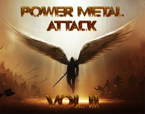 Various Artists - Power Metal Attack Vol.1 (5CD) (2018)