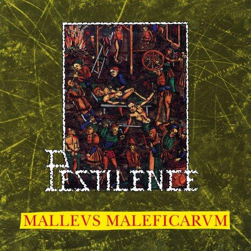 Pestilence - Malleus Maleficarum (Reissue) (2017)