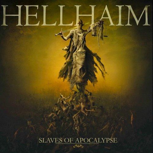 Hellhaim - Slaves Of Apocalypse (2017)