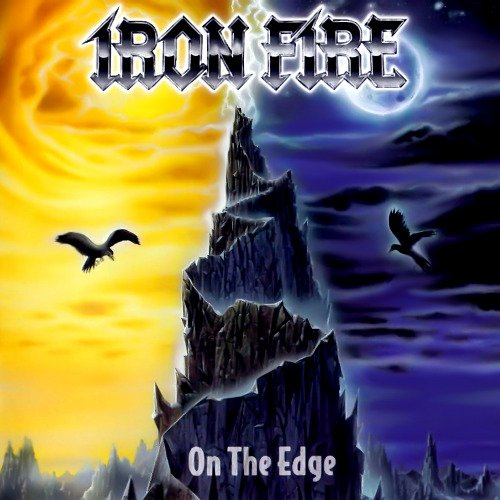 Iron Fire - On The Edge (2001) lossless