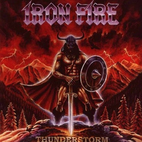 Iron Fire - Thunderstorm (2000) lossless