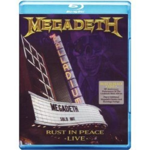 Megadeth - Rust In Peace (2010) (BDRip)