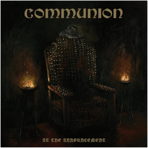 Communion - At The Announcement (2017)