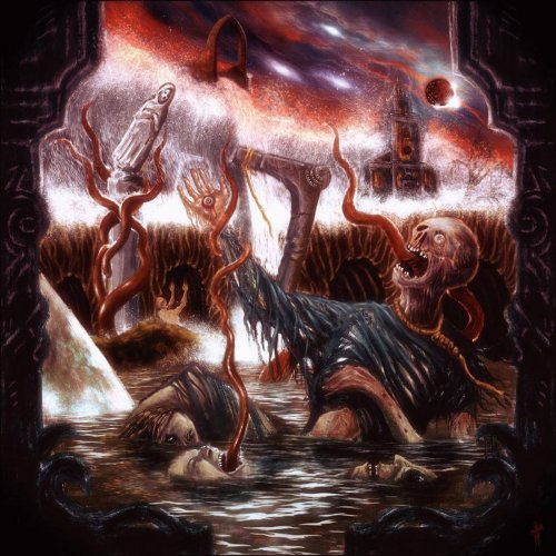 Severed Limbs - Sores Galore (2018)