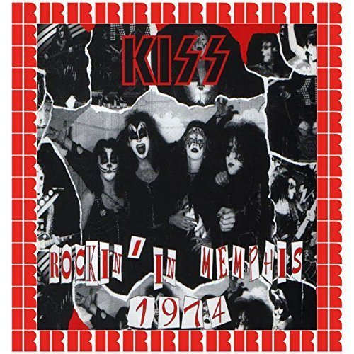 Kiss - Live At Lafayette Music Room, Memphis, April 18, 1974 (HD Remastered Edition) (2018)