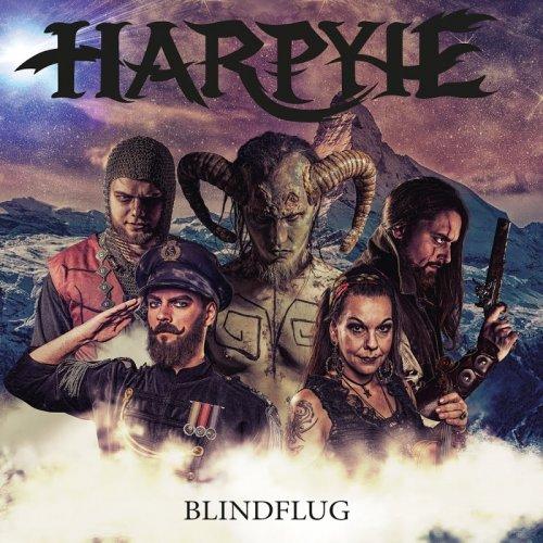 Harpyie - Blindflug (2018)