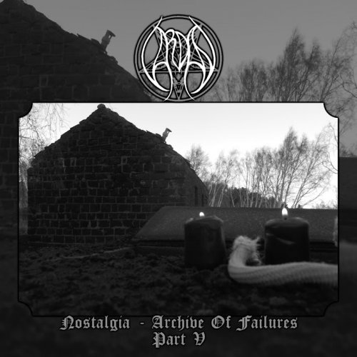 Vardan - Nostalgia - Archive Of Failures - Part V (2018)