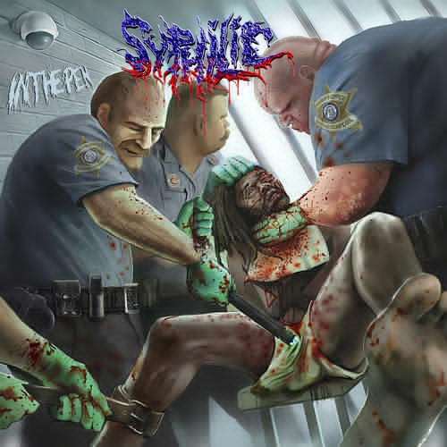 Syphilic - In The Pen (2018)