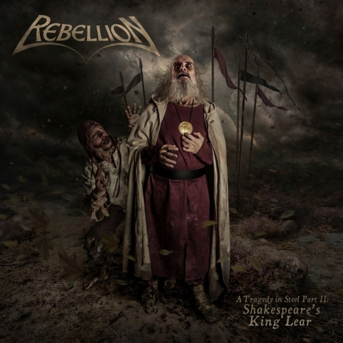 Rebellion - A Tragedy in Steel, Pt. II: Shakespeare's King Lear (2018)