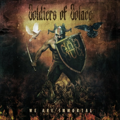 Soldiers of Solace - We Are Immortal (2018)