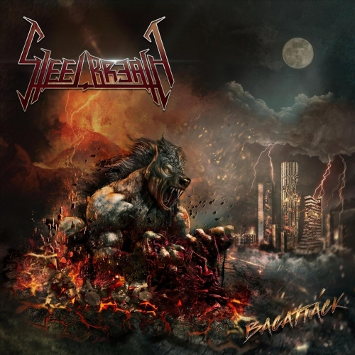 Steelbreath - Bacattáck (2018)
