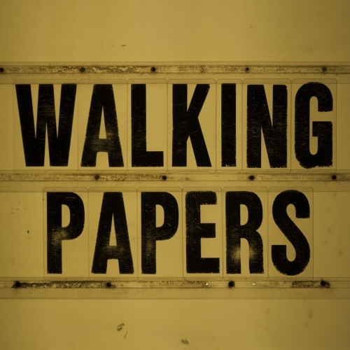 Walking Papers - WP2 (2018)