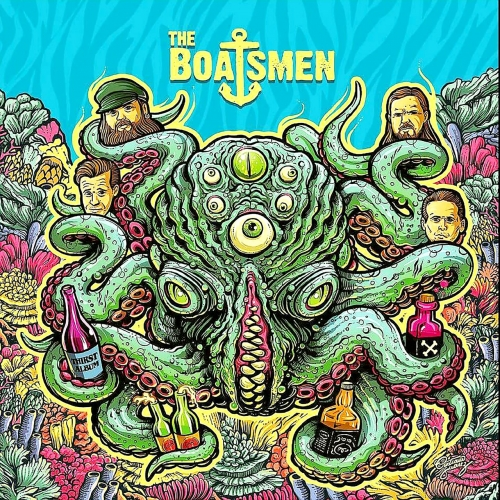 The Boatsmen - Thirst Album (2018)