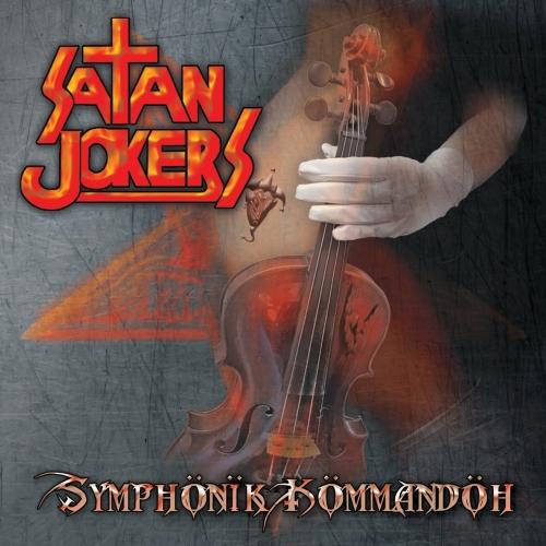 Satan Jokers - Symphönïk Kömmandöh (2018)