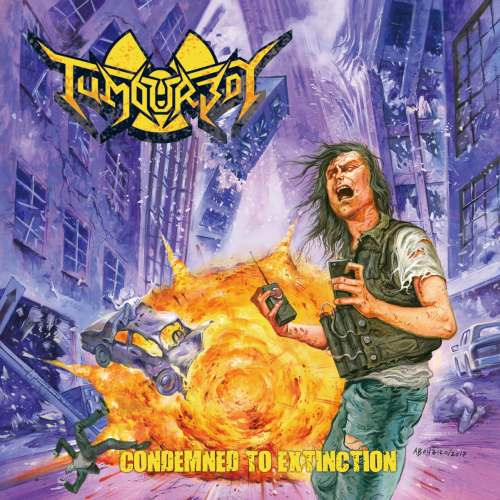 TumourBoy - Condemned to Extermination (2018)