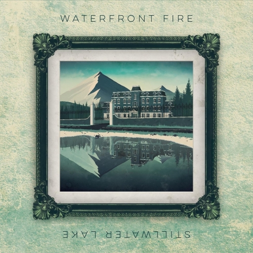 Waterfront Fire - Stillwater Lake (2018)