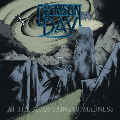 Crimson Day - At the Mountains of Madness (2018)