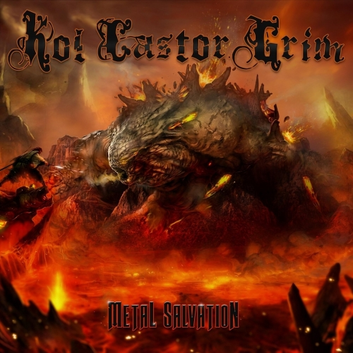 Kol Castor Grim - Metal Salvation (2018)