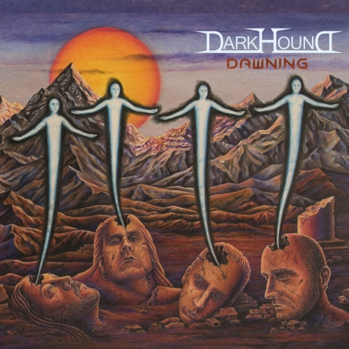 Dark Hound - Dawning (2018)