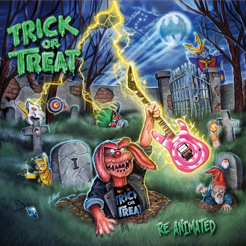 Trick or Treat - Re-Animated (2018)